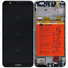 Pantalla con Marco y batería Huawei P Smart 02351SVJ