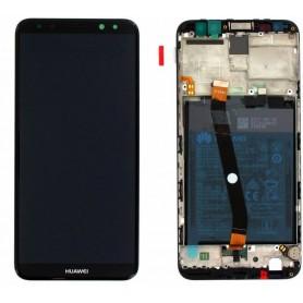 Pantalla con Marco y batería Huawei Mate 10 Lite 02351QCY