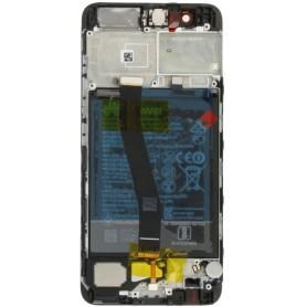 Pantalla con Huawei P10 Marco Batería negro 02351DGP