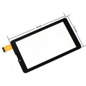 TCC-0189-07-V2 Pantalla táctil Billow X703x x703b cristal digitalizador
