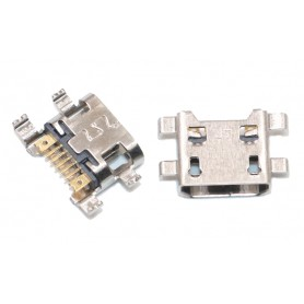 Conector Carga LG K10 K420 LG K4 K120 LG K7 X210