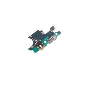 Flex conector carga SAMSUNG A7 2018 A730 placa