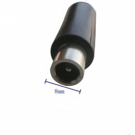 Cargador 54,6V 1 pin macho