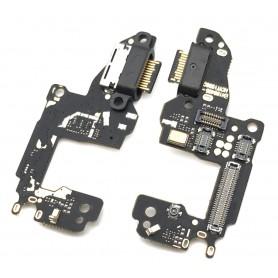 Placa conector carga Huawei P30