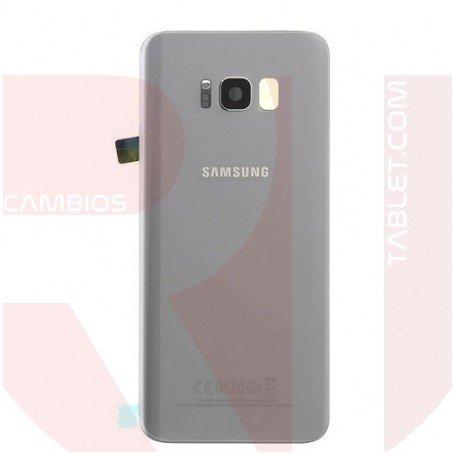 Tapa Samsung Galaxy S8 G950F original azul