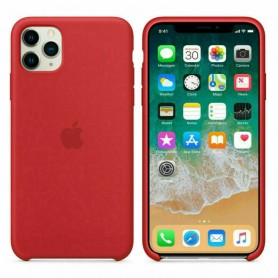 Funda Silicona iPhone 11 Pro replica Original