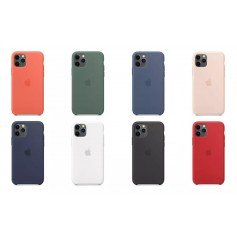 Funda Silicona iPhone 11 Pro Max Calidad Original