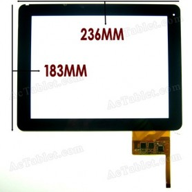 Pantalla tactil para tablet Woxter Tablet PC 97