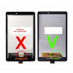 Pantalla completa Acer Iconia Tab A1-850 B1-810 B1-830 A1-840 080-1538