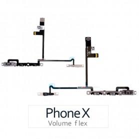 Cable FLEX iPhone X Volumen 821-01130-A1