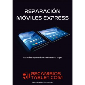 Poster A3 reparacion express