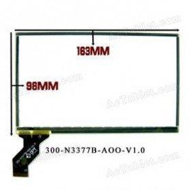 Pantalla tactil DPT 300-N3377B-C00-V1.0 300-N3377B-A00-V1.0