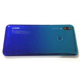 Tapa trasera Huawei P SMART 2019 POT-LX1 POT-LX2 LX3 ORIGINAL azul