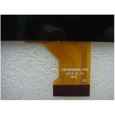 Pantalla tactil ZHC-059B CZY6329X01-FPC