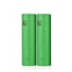 Bateria Dual 18650 Mech de Dotmod