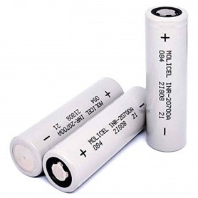 Bateria The 20700 King Mech de Purge