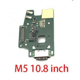 Placa conector carga Huawei MediaPad M5 10,8 CMR-AL09 CMR-W09
