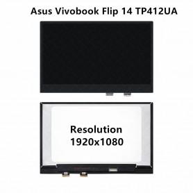 Pantalla completa Asus VivoBook Flip TP412UA