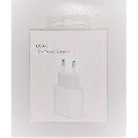Cargador USB-C de 18 W OEM A1692 con caja
