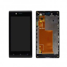 Marco frontal Sony Xperia J ST26a ST26i ST26