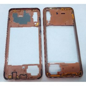 Marco frontal LCD Samsung A70 A705 A705F/DS A705FN chasis
