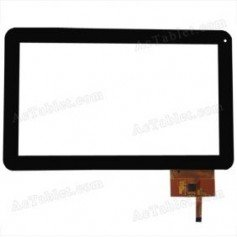 "Pantalla tactil Bravus Tablet 10,1"" BRVTX11D digitalizador"