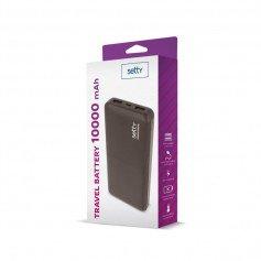 Batería externa 10000 mAh Powerbank