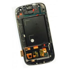 Marco frontal Samsung Galaxy S III S3 i9300 i9300i i9301 i9301i i9305