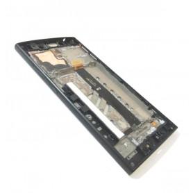 Pantalla con marco frontal Sony Xperia L2 H3311 H3321 H4311 H4331