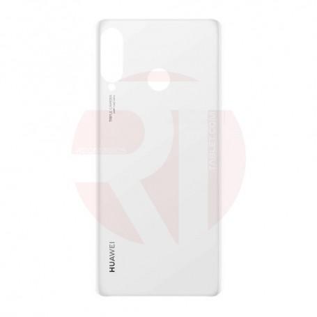 Tapa bateria blanca Huawei P30 LITE