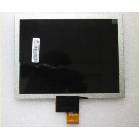 Pantalla LCD EE080NA-04C EJ080NA-04C EJ080NA-04B DISPLAY