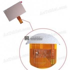 Pantalla LCD Wolder Mitab Urban TK-UF146A-AA0 KR070PK1T DISPLAY