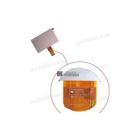 Pantalla LCD H-B070D-12CF H-B07012FPC-BK0 H-B070D-12BP Lenco CoolTab 70