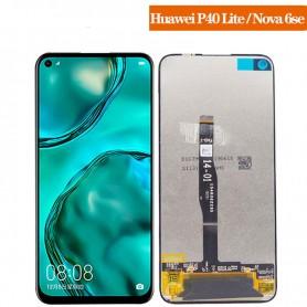 Pantalla Huawei P40 Lite Nova 6 SE tactil y LCD