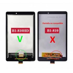 Pantalla completa Acer Iconia Tab 8 B1-810 HD