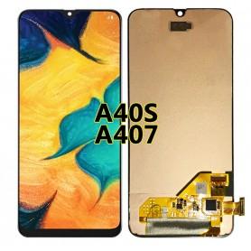 Pantalla completa Samsung Galaxy A40s 2019 A407 A407F OLED