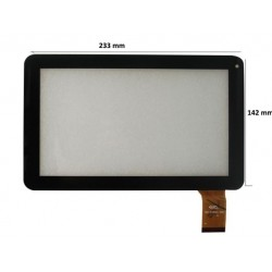 "Pantalla tactil para Bravus Tablet 9"" BRVP950 DIGITALIZADOR"