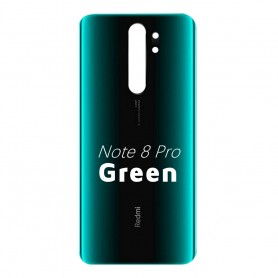 Tapa trasera Xiaomi Redmi Note 8 Pro carcasa