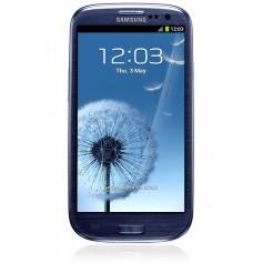 Pantalla completa azul Samsung Galaxy S III S3
