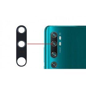 Lente cristal camara Xiaomi mi Note 10 Mi CC9 Pro