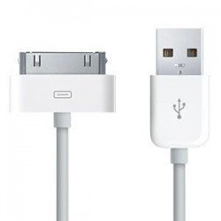Cable datos USB iPad 1 Gen. - A1219 / A1337 / iPad 2 / iPad 3