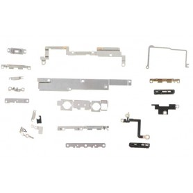 Piezas metalicas interior iPhone X