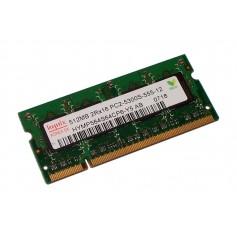 MEMORIA SODIMM 512MB DDR2 667MHz HYMP564S64CP6-Y5 AB