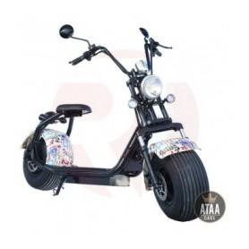 Cargador ATAA CityCoco Picasso Moto Eléctrica 1000W 60V