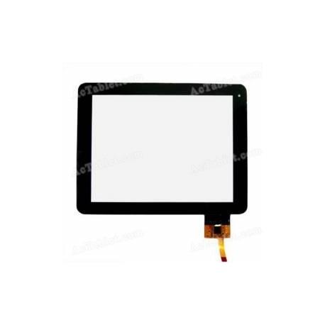 "Pantalla tactil para tablet ANSONIC 8"" DC8 digitalizador"