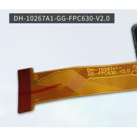 DH-10267A1-GG-FPC630-V2.0 Pantalla tactil