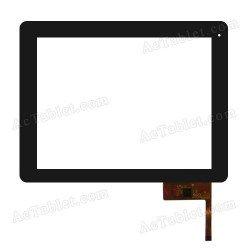 """Pantalla tactil para Woxter Tablet PC 98 IPS Dual 9,7"""" DIGITALIZADOR"""