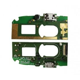 Cable flex conector carga Alcatel C7 OT7040 7041X 7040A 7040F BLG9178K