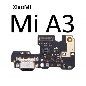 Cable flex conector carga Xiaomi Mi A3 miA3 placa USB
