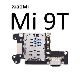Flex Conector Carga Xiaomi mi 9T mi9t placa
